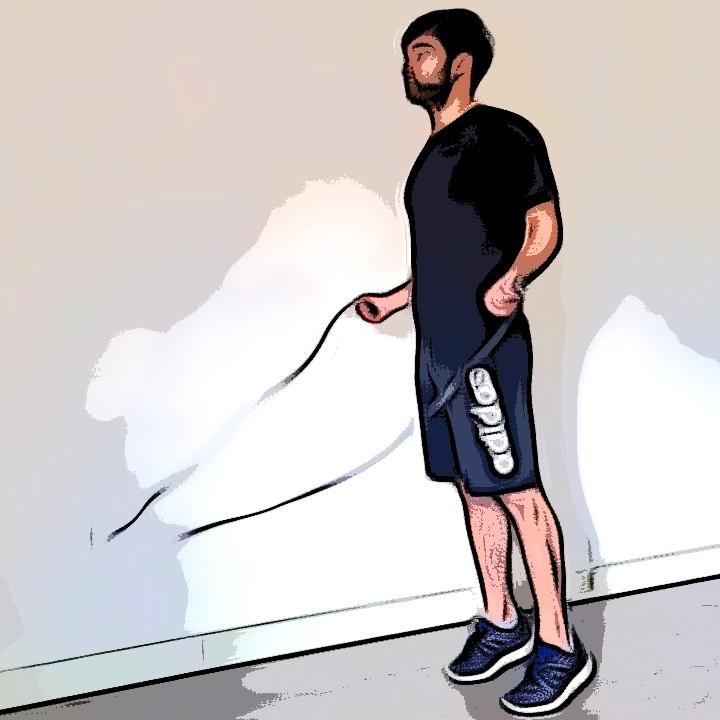 Corde à sauter - Etape 2