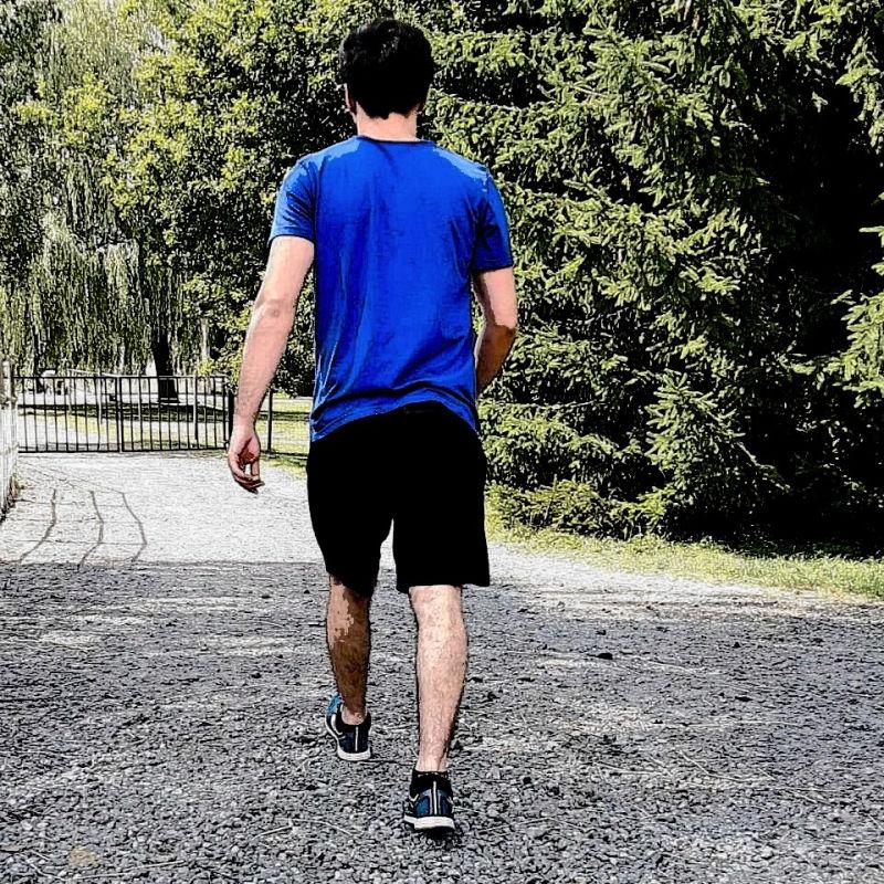 Marche à pied - Etape 1