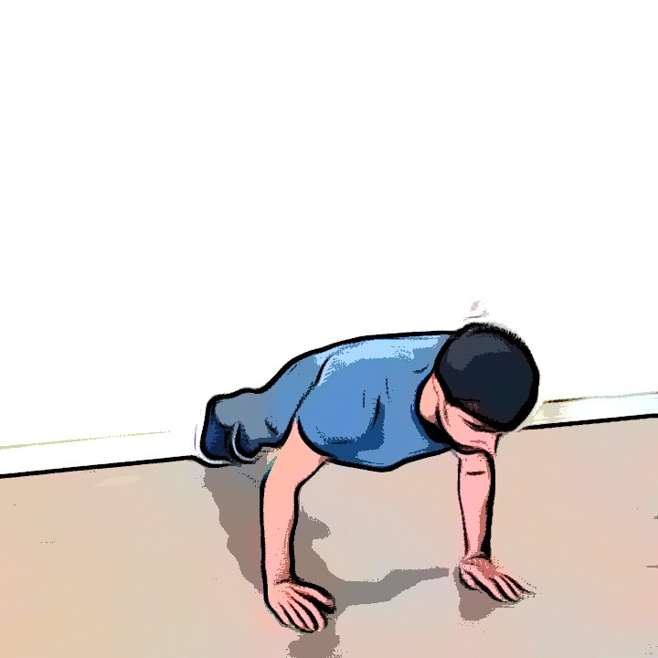 Miniature Burpees