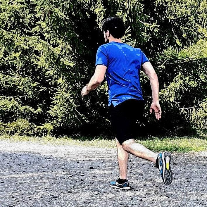 Running / Course à pied - Etape 1
