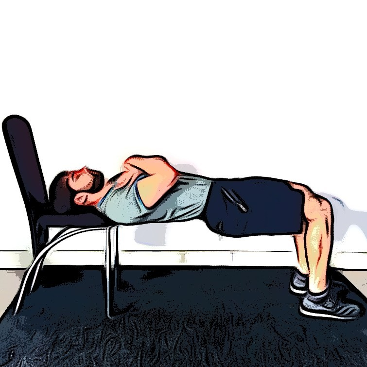 Miniature Hip Thrust